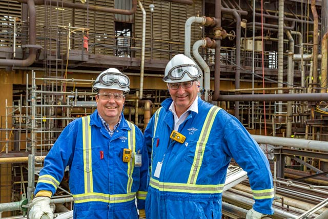 Lorneville Management In Gear On-Site