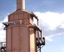 Fournaise de reformage à Hydrogène Foster Wheeler
